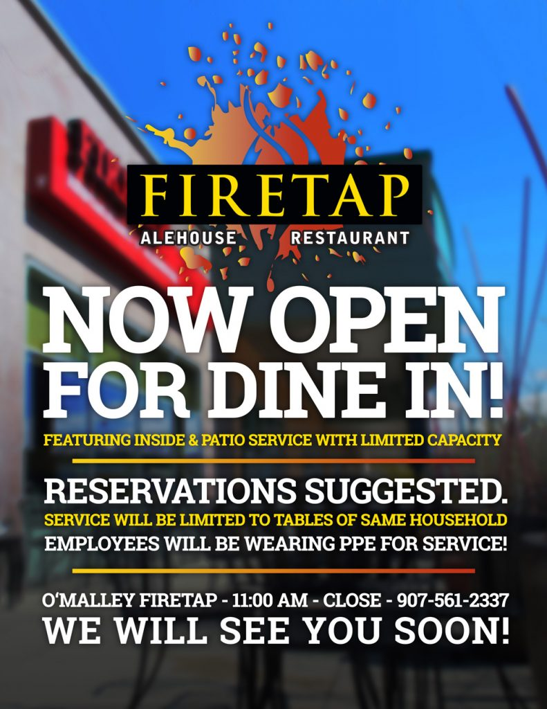 Firetap Alehouse Firetap News Anchorage Alaska